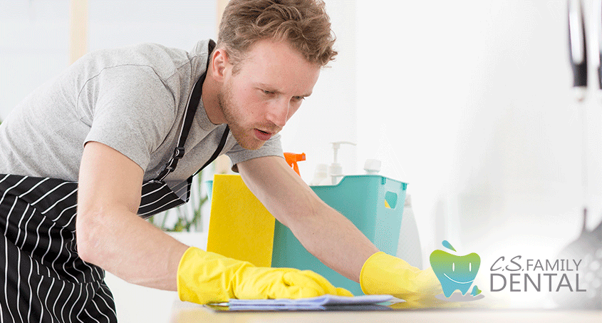 Cleaning and Disinfecting Your Home Part 2